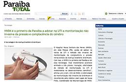 """<h6><a href=""""https://www.paraibatotal.com.br/noticias/2021/01/18/36163-hnsn-e-o-primeiro-da-paraiba-a-adotar-na-uti-a-monitorizacao-nao-invasiva-da-pressao-e-complacencia-do-cerebro"""">HNSN é o primeiro da Paraíba a adotar na UTI a monitorização não invasiva da pressão e complacência do cérebro</a></h6><p><a href=""""https://www.paraibatotal.com.br/noticias/2021/01/18/36163-hnsn-e-o-primeiro-da-paraiba-a-adotar-na-uti-a-monitorizacao-nao-invasiva-da-pressao-e-complacencia-do-cerebro"""">Paraíba Total</a></p>"""
