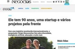 """<h6><a href=""""https://epocanegocios.globo.com/Caminhos-para-o-futuro/Saude/noticia/2018/10/ele-tem-90-anos-uma-startup-e-varios-projetos-pela-frente.html"""">Ele tem 90 anos, uma startup e vários projetos pela frente</a></h6><p><a href=""""https://epocanegocios.globo.com/Caminhos-para-o-futuro/Saude/noticia/2018/10/ele-tem-90-anos-uma-startup-e-varios-projetos-pela-frente.html"""" target=""""_blank"""" rel=""""noopener"""">Época Negócios</a></p>"""