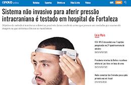 """<h6><a href=""""https://www.opovo.com.br/noticias/saude/2020/10/17/sistema-nao-invasivo-para-aferir-pressao-intracraniana-e-testado-em-hospital-de-fortaleza.html"""">Sistema não invasivo para aferir pressão intracraniana é testado em hospital de Fortaleza</a></h6><p><a href=""""https://www.opovo.com.br/noticias/saude/2020/10/17/sistema-nao-invasivo-para-aferir-pressao-intracraniana-e-testado-em-hospital-de-fortaleza.html"""" target=""""_blank"""" rel=""""noopener"""">O Povo Online</a></p>"""